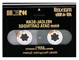 Maxell 2.0GB 91.5M HS-4/90S 4MM Data Cartridge for Helical S