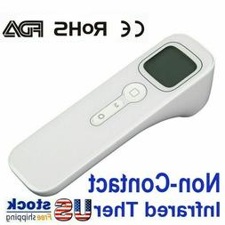 Infrared Thermometer IR Digital LCD Display Non-Contact Baby