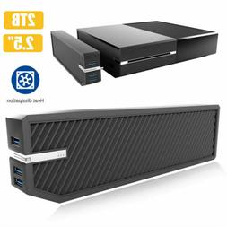 For XBOX ONE USB 3.0 2TB Storage External HDD Adapter Memory